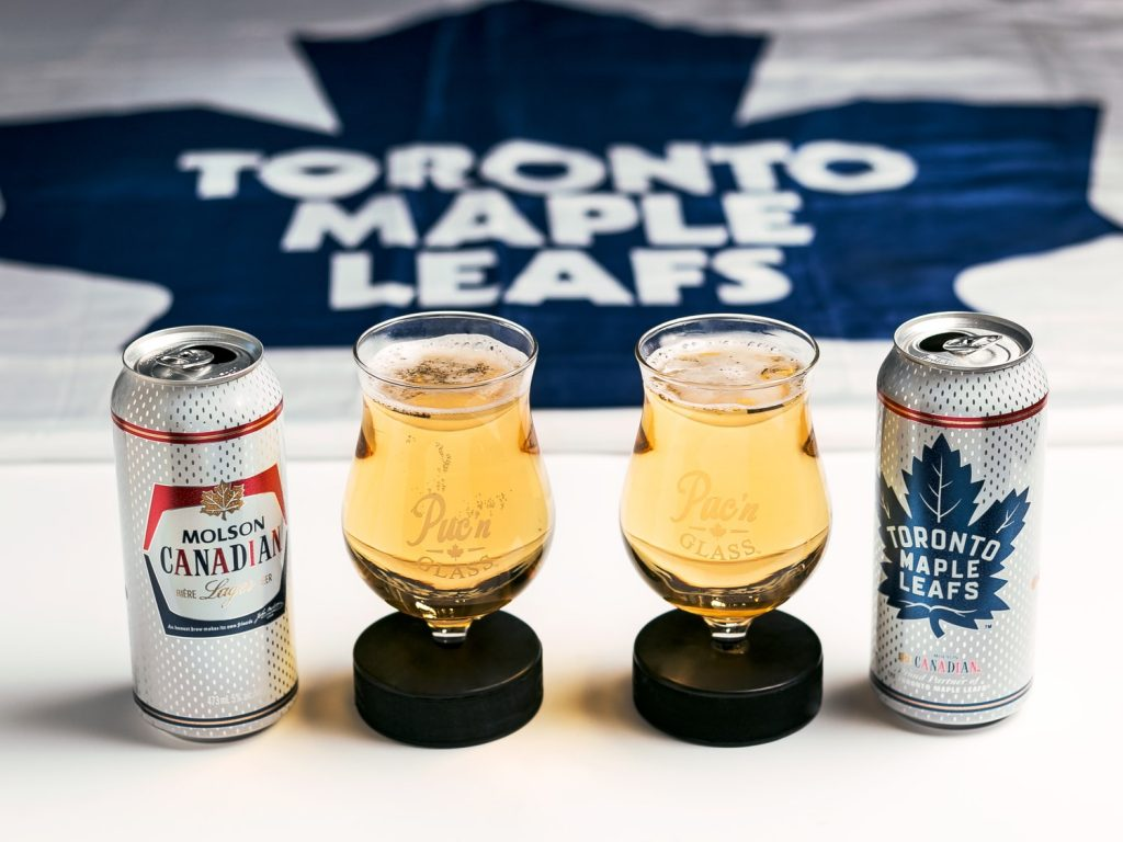 hockey beer gifts