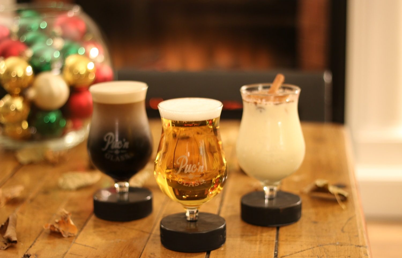 christmas beer gifts - Puc\'n Glass