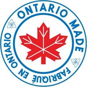 Made in Ontario Logo - bilingual